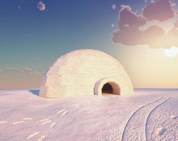 Единственный в России этнопарк из чистого снега откроется на горных курортах Сочи