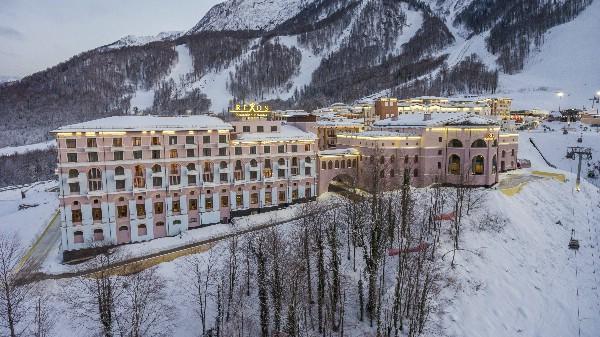 Горный отель Сочи стал лучшим семейным отелем Северной Европы