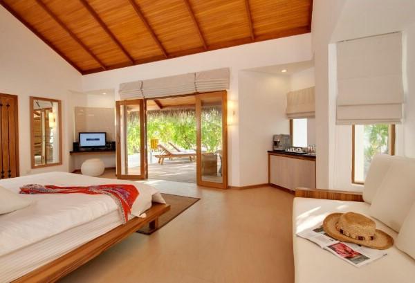 Maafushivaru Maldives - обновление чувств на песке!