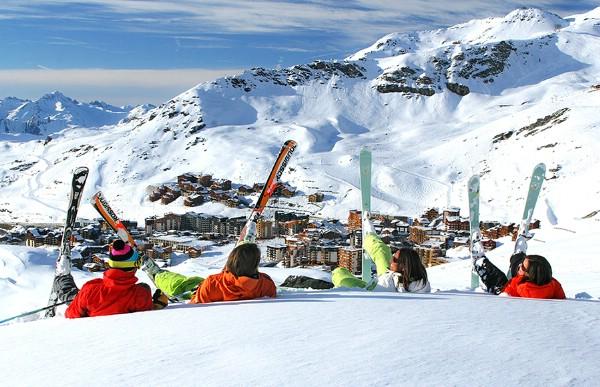 Многие европейские лыжные курорты в выходные открывают сезон