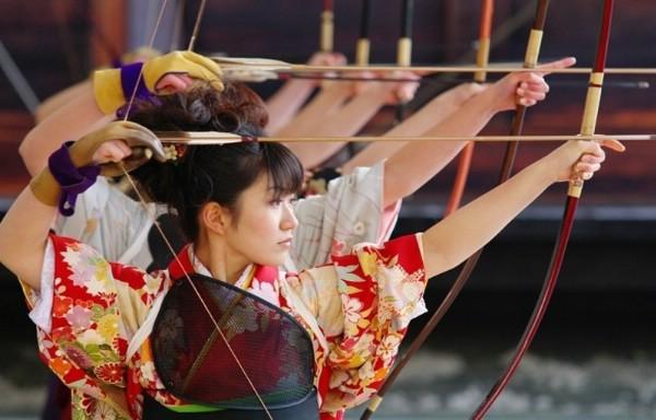 В Киото проведут исторический фестиваль стрельбы из лука