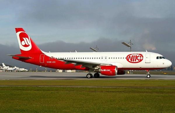 Авиакомпания Niki прекращает полеты