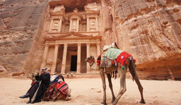 Намечается борьба туроператоров за Иорданию