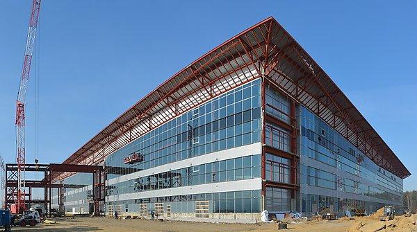 Первые рейсы из нового терминала аэропорта Красноярск начнутся 27 декабря 2017 года
