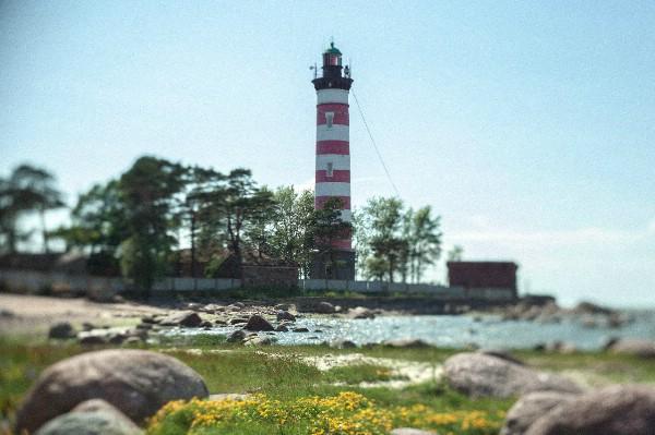 Туристические маршруты по маякам разработали в Ленинградской области