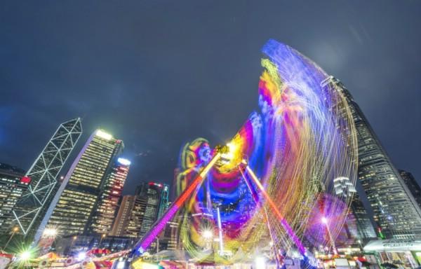 В Гонконге стартовал зимний Европейский карнавал