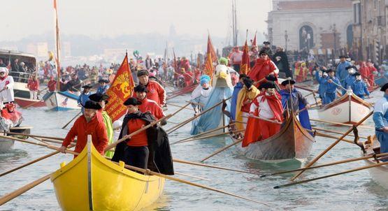 Опубликована программа Венецианского карнавала