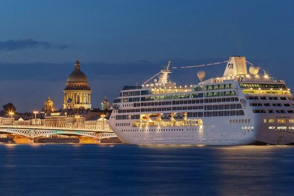 Возрождение круизного туризма в Северной столице обойдется в 14 млрд рублей