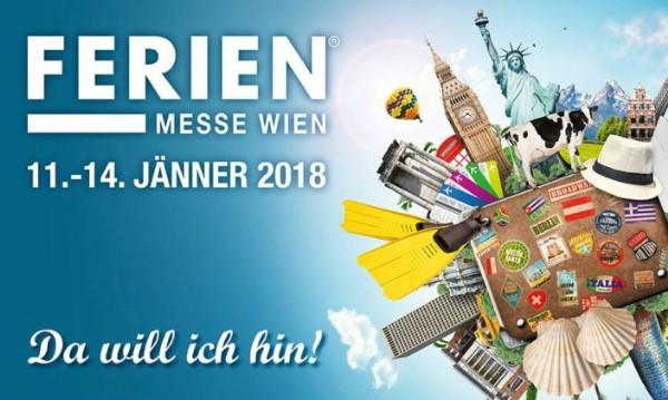 Турвыставка Ferien-Messe Wien 2018 пройдет с 11 по 14 января в Вене