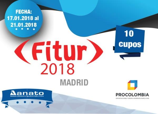 Выставка Fitur пройдет в Мадриде 17 - 21 января 2018 года