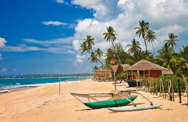 Рекордное число туристов побывало на Шри-Ланке в 2017 году