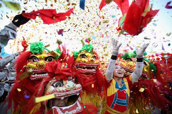 Туристы из Китая предпочитают поездку в Таиланд и Японию на китайский Новый год