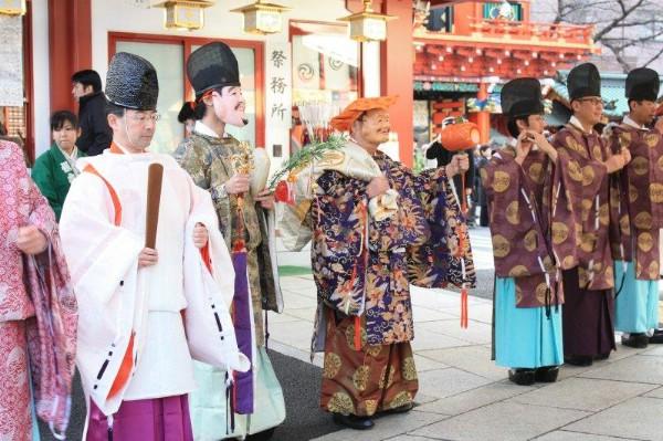 Токио приглашает на фестиваль Дайкоку в храме Канда