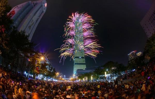 Тайбэй обещает удивить туристов в новогоднюю ночь
