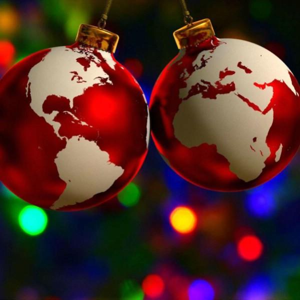 Россияне встретят Новый год в 95 странах