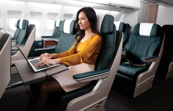 Спрос бизнес-туристов на полеты за рубеж вырос на 19%, по России – на 9%
