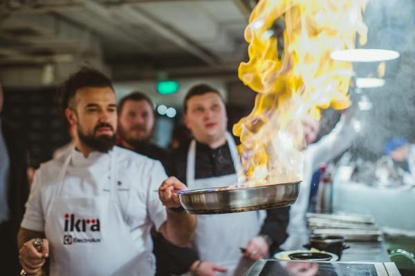 В Сочи снова пройдет гастрономический фестиваль IKRA