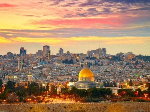 Израиль в 2017 году принял рекордные 3,6 млн иностранных туристов
