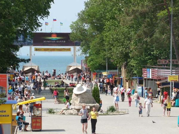 Турпоток на курорты Кубани может вырасти на 3% в 2018 году