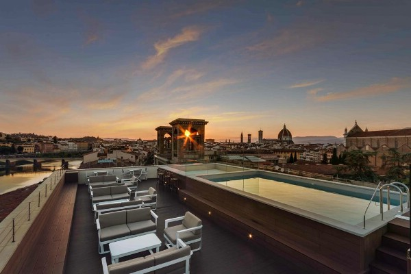 Флорентийский отель стал принимать биткоины