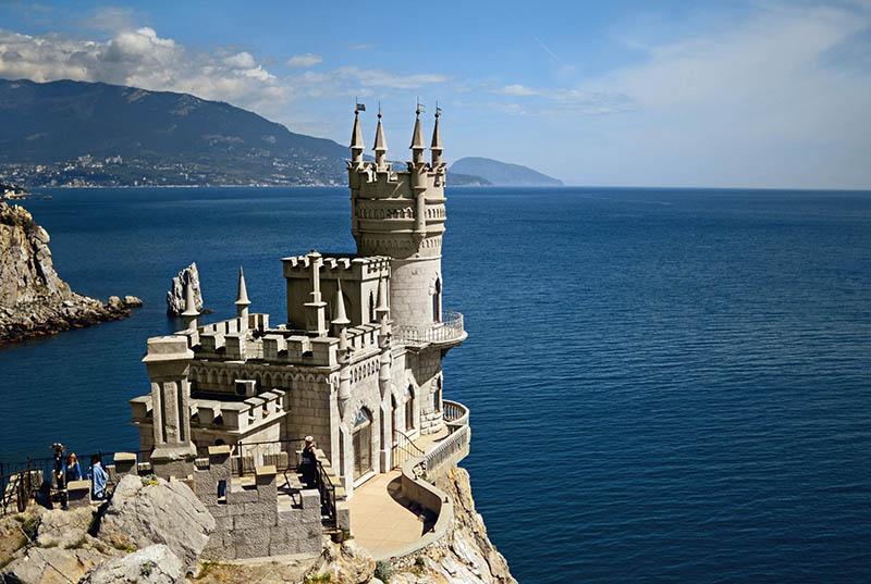 Онлайн путеводитель по Крыму