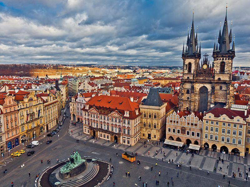 Где заказать тур в Чехию?