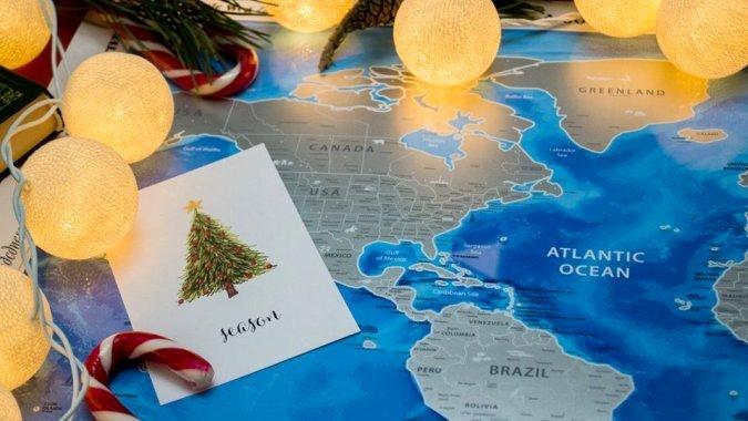 Идеи для новогодних подарков путешественнику