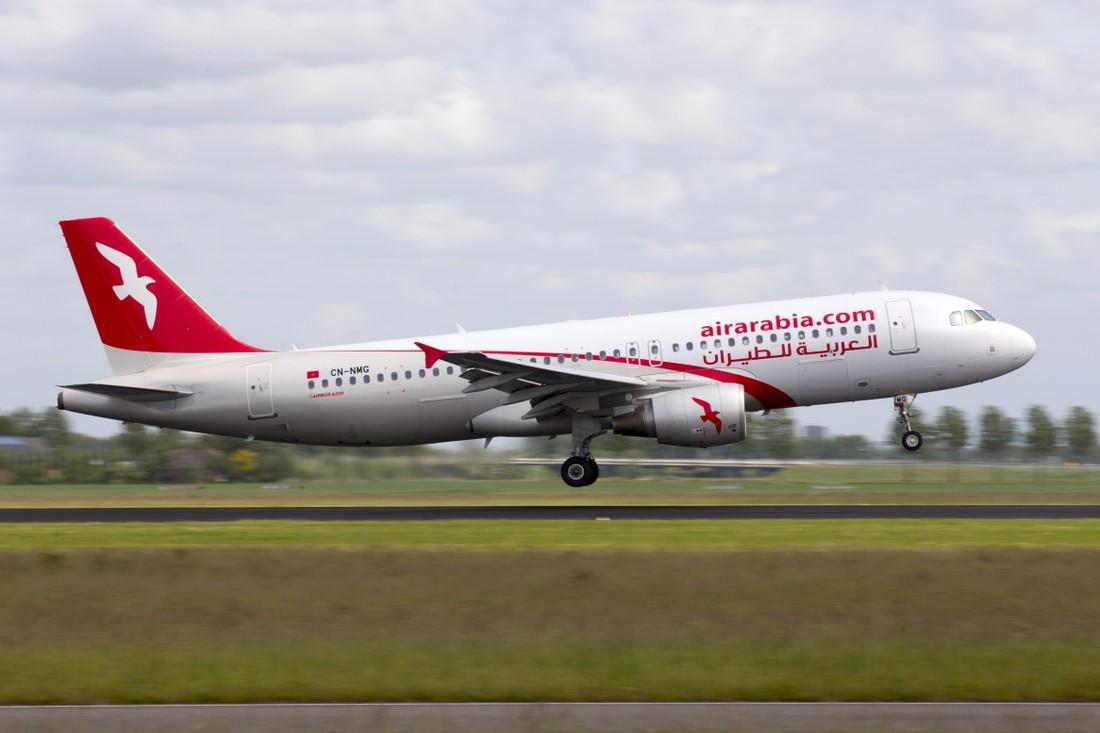 Air Arabia планирует запустить рейсы в Шереметьево