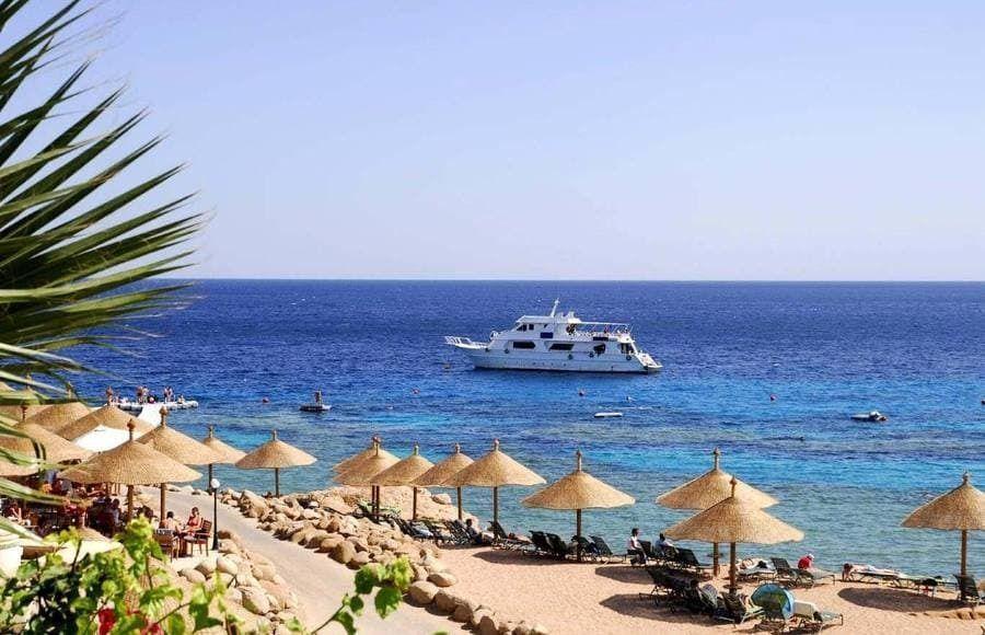 «Закрытый» Египет принял около 100 тысяч российских туристов