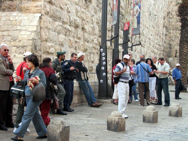 Израиль: российские туристы оказались на втором месте по турпотоку