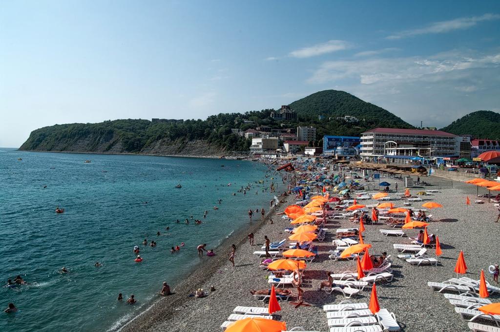 В Краснодарском крае разработали стандарты для пляжей