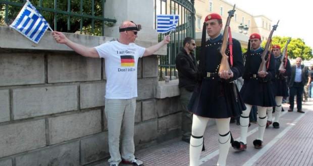 В Греции в 2018 году ждут наплыва немецких туристов