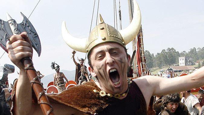 Одесса решительно взялась за скандинавов