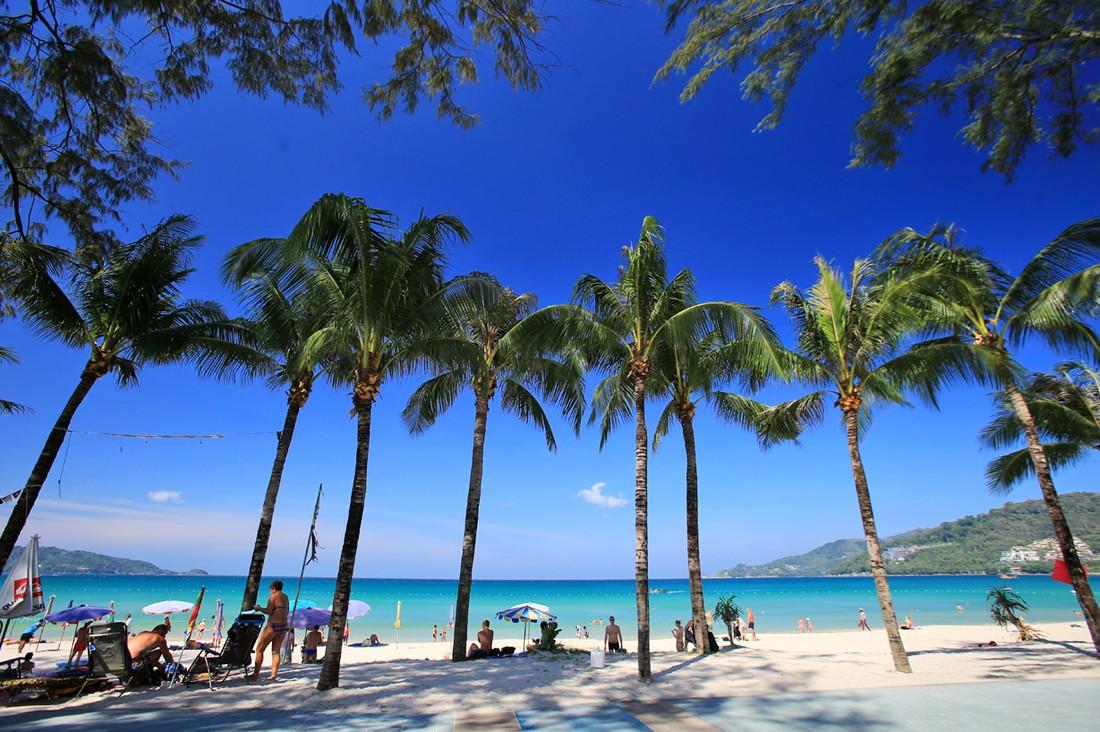 За ноябрь Таиланд принял 3 миллиона туристов