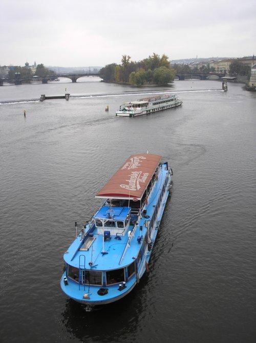 Пражские кораблики поплывут и зимой