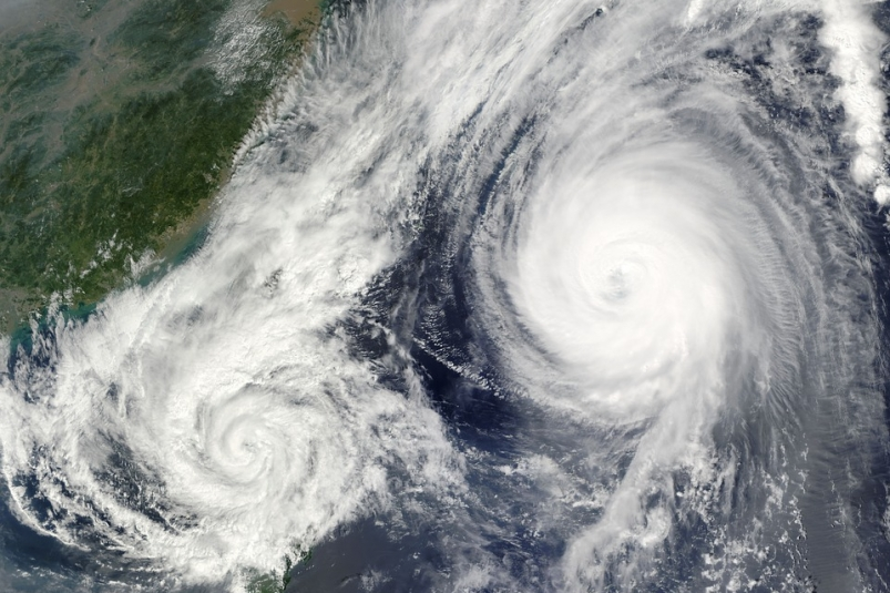 Ростуризм предупредил туристов о надвигающемся на Вьетнам и Таиланд тайфуне