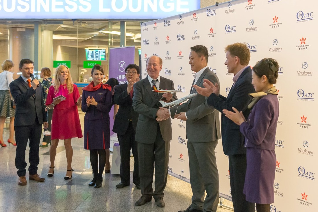 Hong Kong Airlines вернулись во Внуково